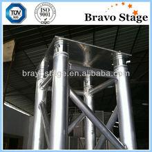 Aluminum stage circular truss roof truss cost