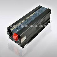 Power 6kw 6000w 6000 watt 24v 48v 220v 110v intelligent dc/ac power inverter