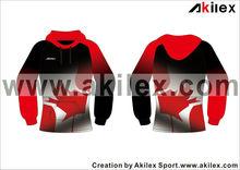 Custom Sublimation hoodies