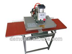 high pressure printing machinery t-shirt
