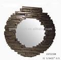 شكل خاص بو الذهب العتيقة ديكور المنزل المرآة