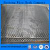 OEM Stainless Steel Perforated Metal Mesh / Perforated Mesh Screen/Circle Perforated Metal Mesh