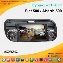 radio fiat 500 windows8 system 6.2 inch single din bt tv ipod blue&me canbus