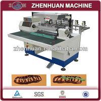 Electric motor coil winder machine