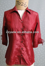 hand embroidery designs for blouses and blouse with stand up collar