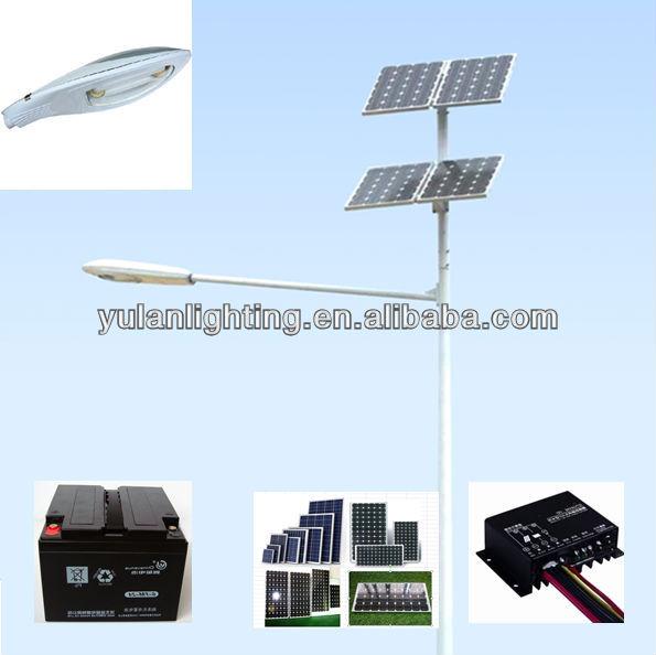 Solar Street Lighting System Solar Led Street Light