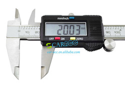"6"" 150 mm Electronic Digital Caliper Stainless Hardened"