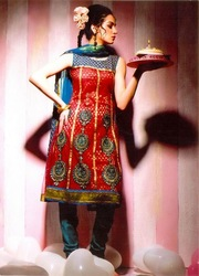Indian Designer Dress-Rivaa
