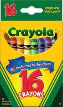CRAYOLA 16 CT