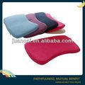 diferentes tipos personalizada de alta calidad del contorno almohada baby
