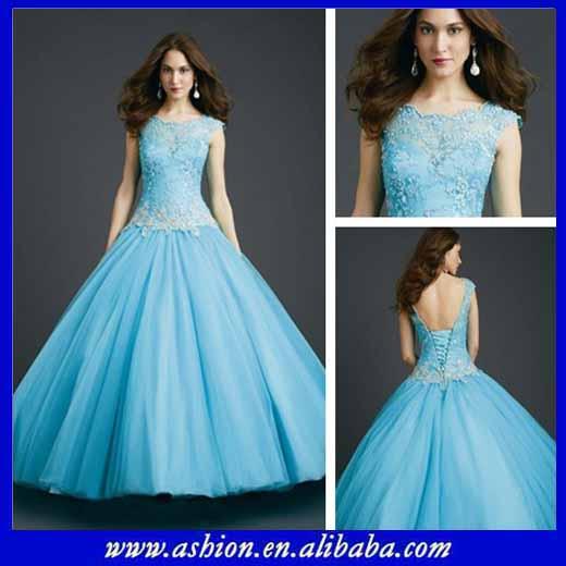 The Classy Lady Prom Dresses 108