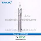 Smoktech hookah pen vaporizers mod magneto Mod for 18350/18650/18500 battery with Megnetic Bottom