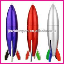 four color ballpoint pen/rocket ball pen