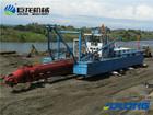 JULONG Lake/River/Marine Sand Dredger