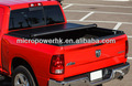 dodge ram 1500 picape ute lock and roll up soft tonneau cover