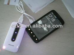 Portable hsupa 14.4mbps 3000mah 3g wifi pocket router