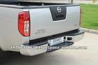 High Quality Chromed Steel Car Bumper for Sale