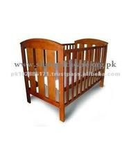 Baby Cot, Wooden