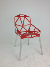 aluminum mesh chair