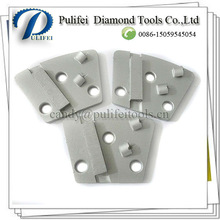 2*1/4 Round PCD Concrete Polishing Pads - Dry Grinding