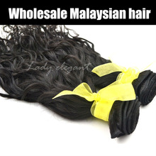 "6A quality unprocessed 12"" machine made Malaysilian Italian curl dream hair"
