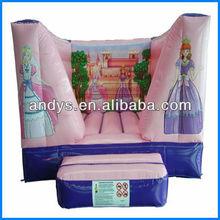 Inflatable Bouncer Princess