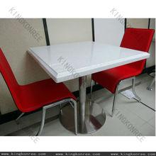 quartz composite dining table top/quartz table top