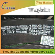 Bus belt / v ribbed belt OE BELT 9069971192 /MOD SA 505031/04 8PK2080ES for MERCEDES ATEGO I