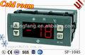Ce, rohs aprovado ventilador de refrigeração de baixa temperatura de controle do termostato para o quarto frio sf-104s