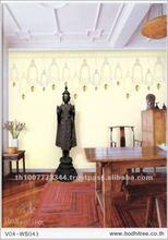 Thailand Big Bell Design Wall paper