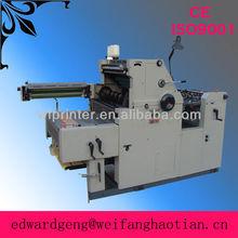 ht47anp hamada de un solo color y la numeración offset máquina de impresión