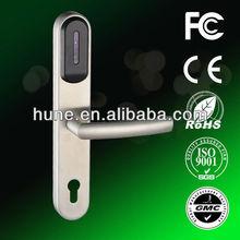 304 Digital Card key Security hotel door lock system