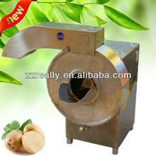 Commercial spiral potato chip cutter