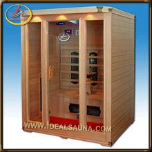 3-Person Infrared Sauna Room / New Design Dry Sauna Room IDS-3L1