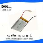 Rechargeable li Polymer Battery 3.7v for GPS