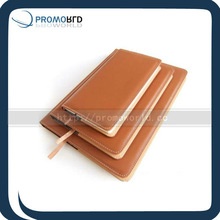 Office supply notebook PU notebook promotional item