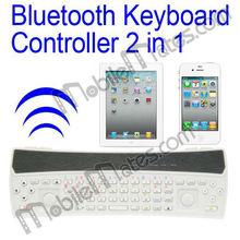 2014 Hot Selling Ipega Wireless Bluetooth Controller Joystick for Android, Universal Bluetooth Gamepad Keyboard for iPad mini