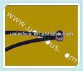 Cuarzo rosa y amatista pulsera( elco9134)