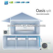 Inverter Dual Split Air Conditioner with EU new regulation