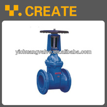 Rising Stem Resilient Seated Gas Gate Valve