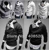 New Arrival Korean Jacket Hoodies Men's Coat Sweatshirt Zippered Cardigan 3232