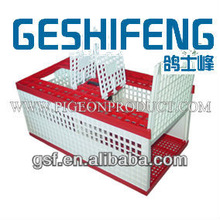 Durable and Safe Plastic training Pigeons Cages