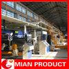 corrugated production line carton machine