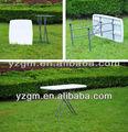 modern ve ucuz katlanabilir 4 pozisyon yüksekliği ayarlanabilen plastik masa üreticisi