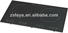 Desk top dual induction cooker for household FYM30-S02