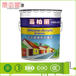 Caboli Water base White Exterior Building Wall coating
