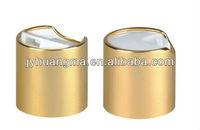 24/410 metal cap for bottle,aluminium disc top cap