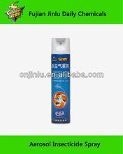 Goldeer household aerosol spray insecticide spray,cockroach flyant killer