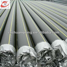 PN16 hdpe pipe for natural gas supply