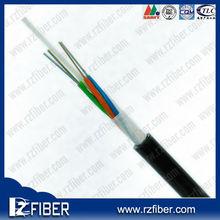 GYFTY cheap than ADSS non metal single mode optical fibre cable